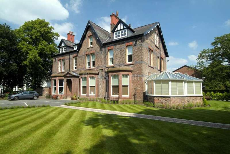 3 Bedrooms Apartment Flat for sale in Lyndhurst House, Mossley Hill