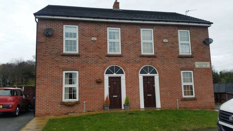 3 Bedrooms Semi Detached House for sale in Clocktower Drive, Liverpool