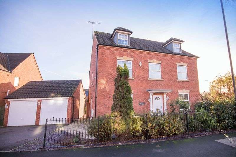 6 Bedrooms Detached House for sale in WELLAND ROAD, HILTON