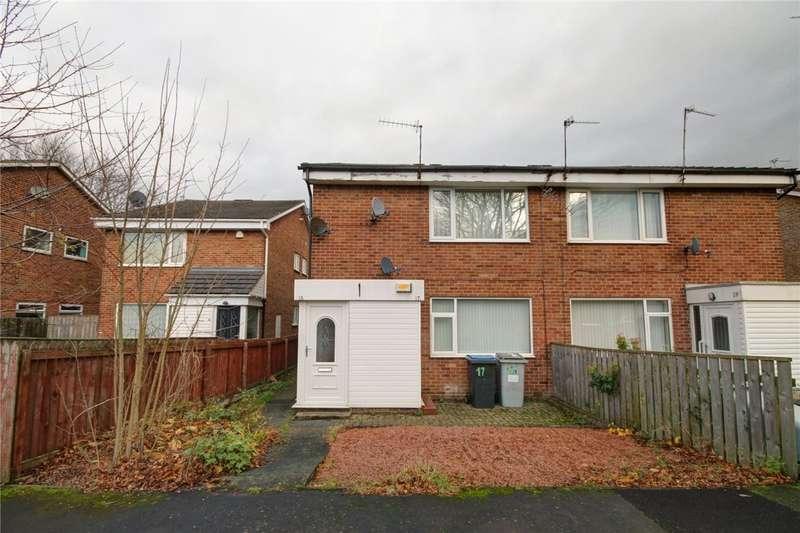 2 Bedrooms Flat for sale in Greenacres Road, Shotley Bridge, Consett, DH8