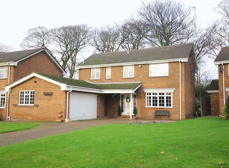 4 Bedrooms Detached House for sale in Druids Park, Calderstones, Liverpool, L18