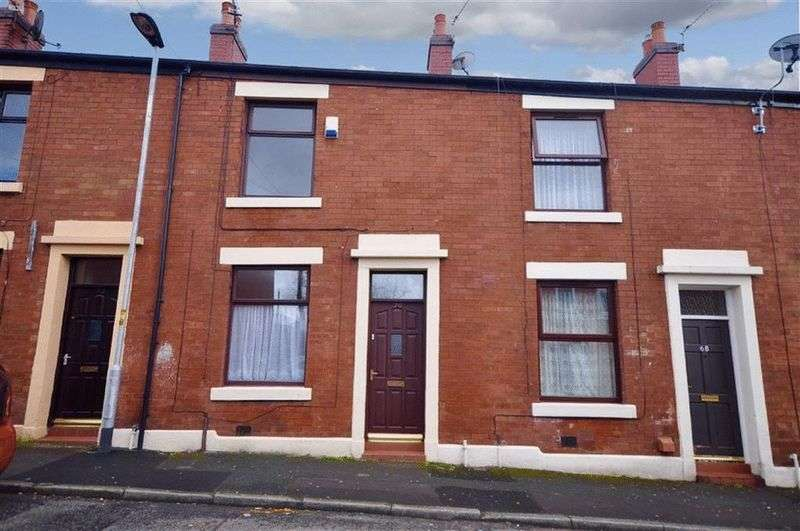 2 Bedrooms Terraced House for sale in Newchurch Street, Rochdale