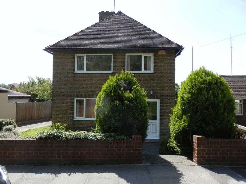 4 Bedrooms Detached House for sale in Richborough Road, Sandwich