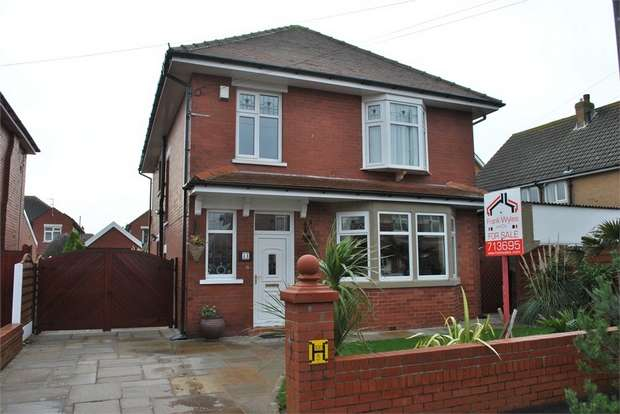 4 Bedrooms Detached House for sale in 48 The Boulevard, LYTHAM ST ANNES, Lancashire