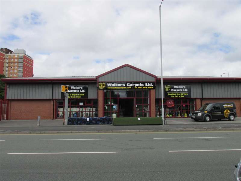 Commercial Property for sale in Duke Street, Birkenhead