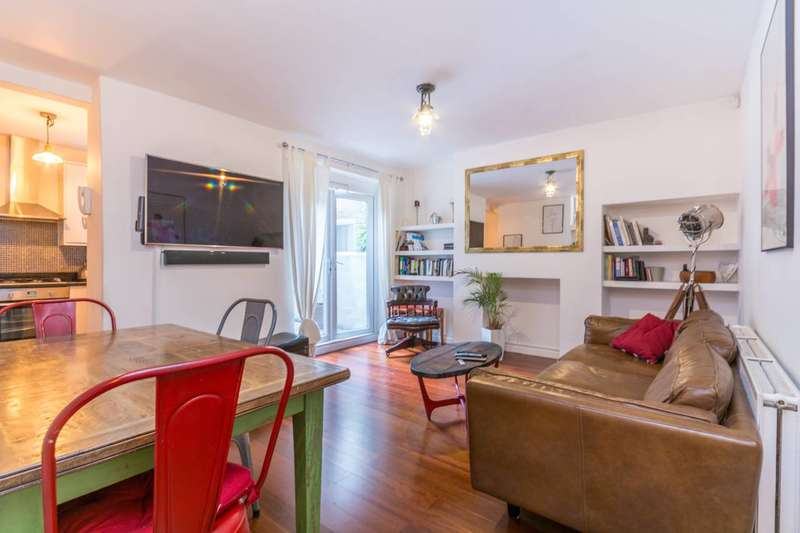 2 Bedrooms Flat for sale in Malvern Road, Maida Hill, NW6