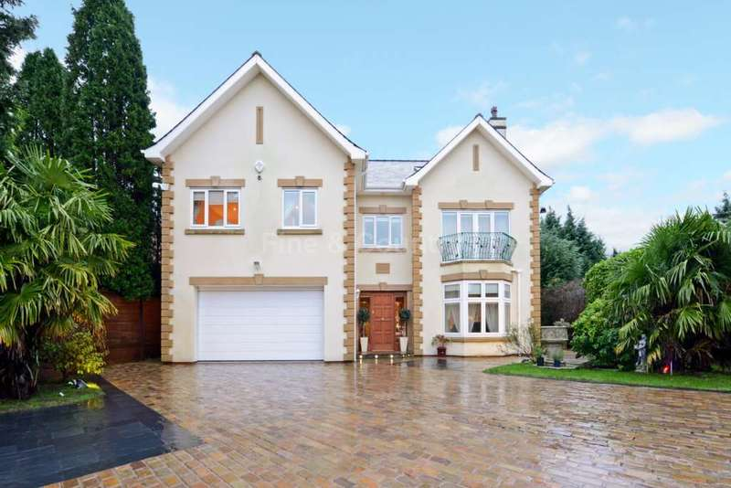 8 Bedrooms Detached House for sale in Hasty Lane, Hale Barns