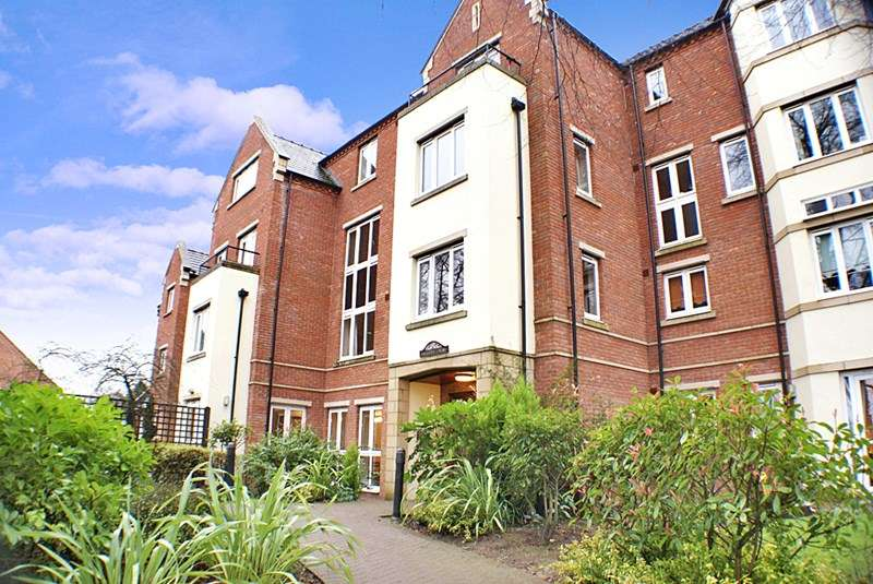 2 Bedrooms Retirement Property for sale in Lalgates Court, Northampton, NN5 7AF
