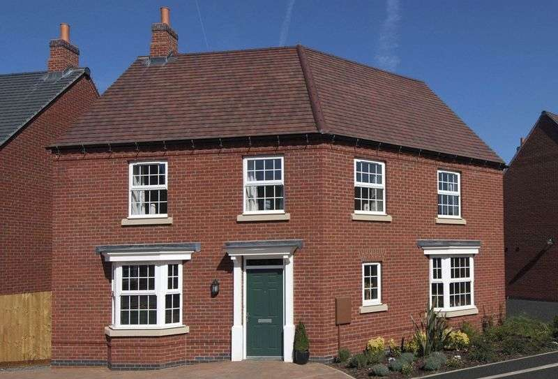 4 Bedrooms Detached House for sale in Hilary Bevins Close,