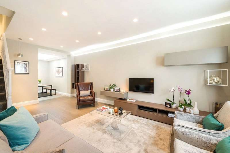 4 Bedrooms Terraced House for sale in Slaidburn Street, London, SW10