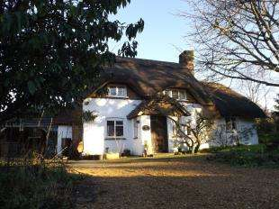 2 Bedrooms Detached House for sale in Timsbury, Romsey, Hampshire