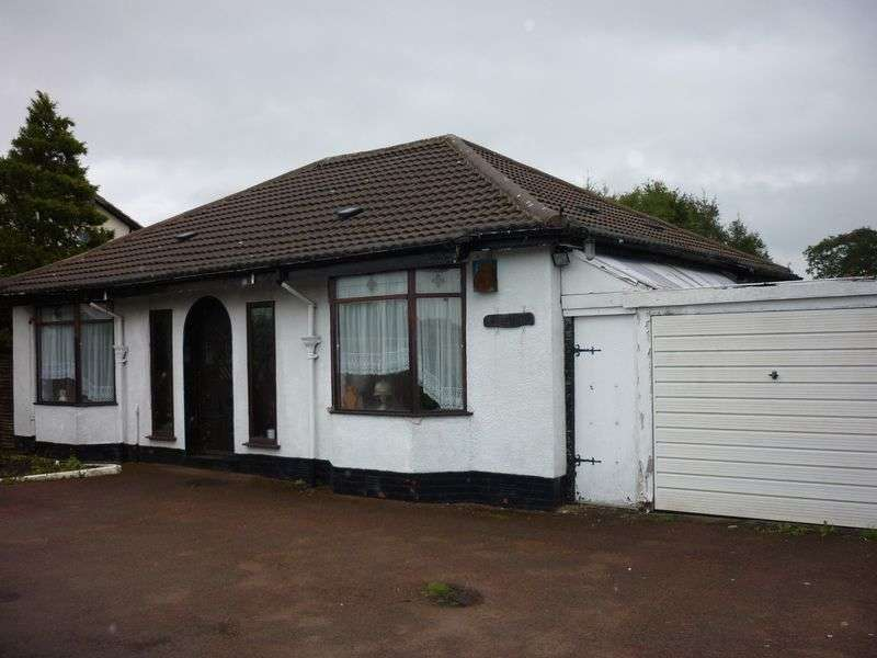 3 Bedrooms Detached Bungalow for sale in Cunningham Drive, Manchester