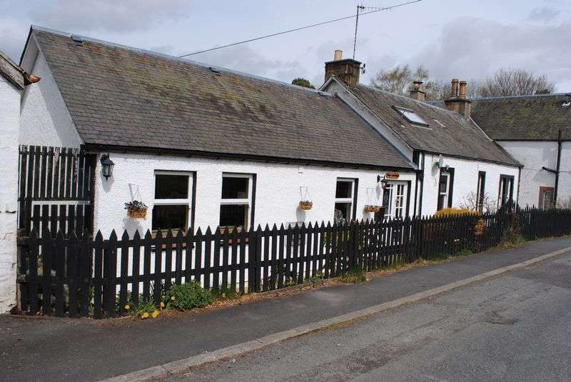 3 Bedrooms Cottage House for sale in Kilbucho, Broughton, by Biggar