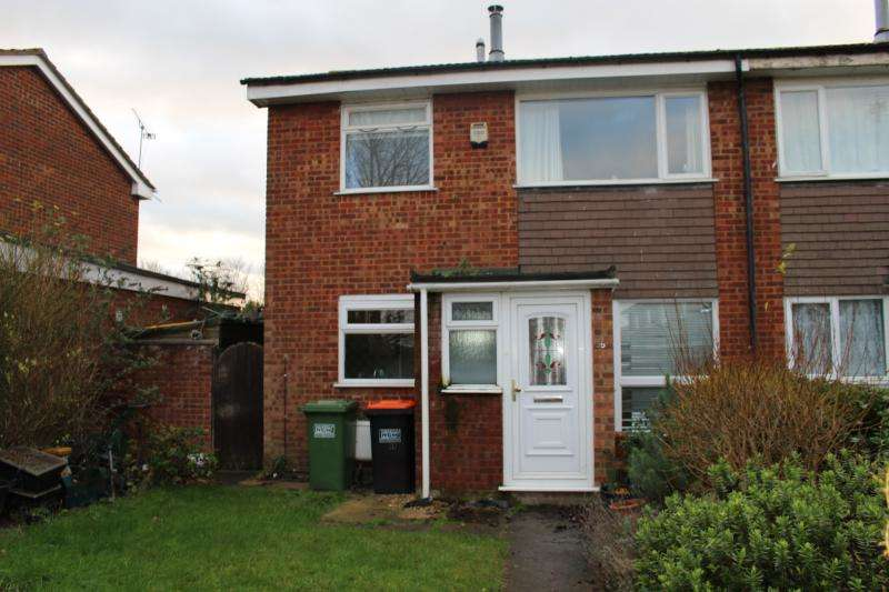 3 Bedrooms Semi Detached House for sale in LINMERE WALK, HOUGHTON REGIS