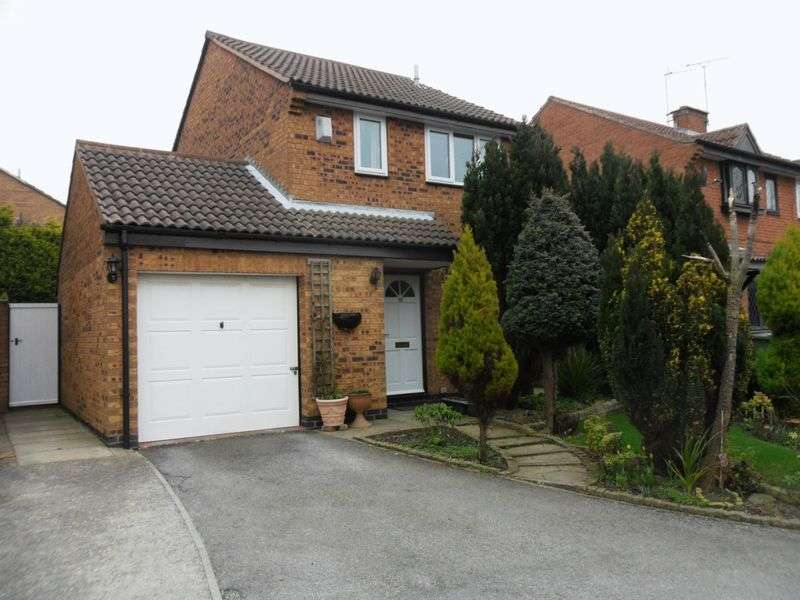 3 Bedrooms Detached House for sale in Sycamore Close, Rainworth