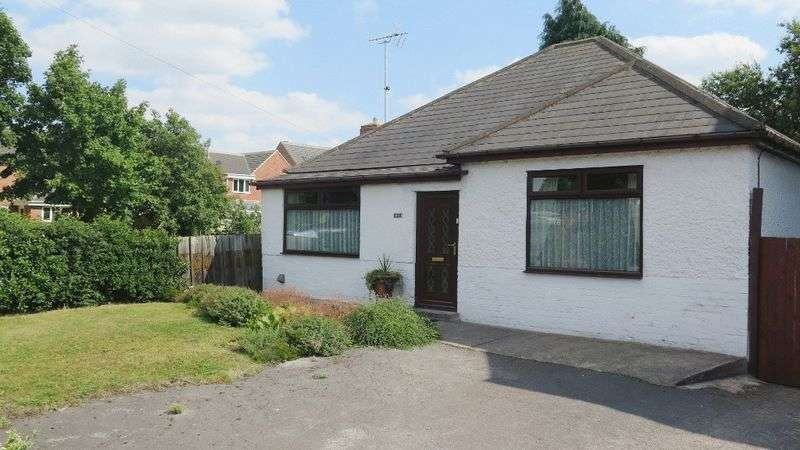 3 Bedrooms Detached Bungalow for sale in Mansfield Road, Clipstone