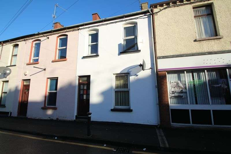 2 Bedrooms Terraced House for sale in 11 Hanover Street, Portadown