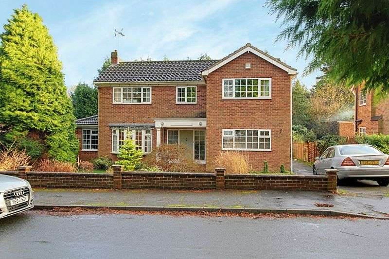 4 Bedrooms Detached House for sale in West Leys Park, Swanland