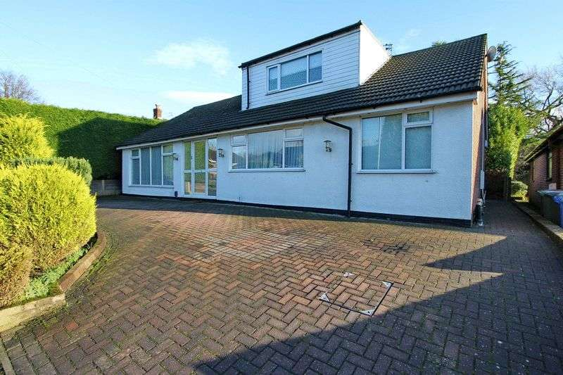 4 Bedrooms House for sale in Ferndale Avenue, Whitefield, Manchester