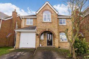 4 Bedrooms Detached House for sale in Rosefinch Way, Blackpool, Lancashire, Blackpool, FY3