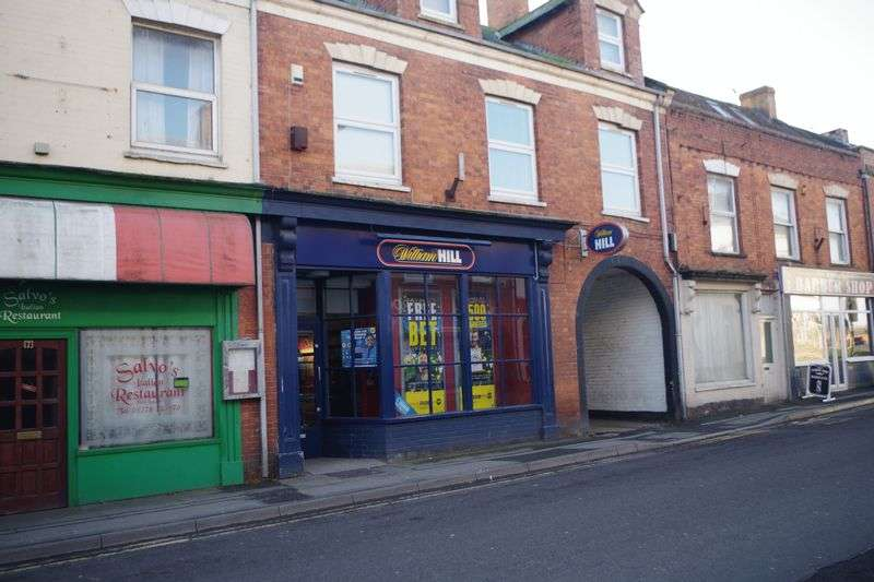 Commercial Property for sale in William Hill, Market Street, Highbridge