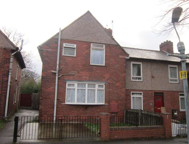 3 Bedrooms Property for sale in Horninglow Road, Sheffield, S5