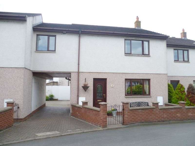 3 Bedrooms Property for sale in Kirkland Meadows, Wigton, CA7
