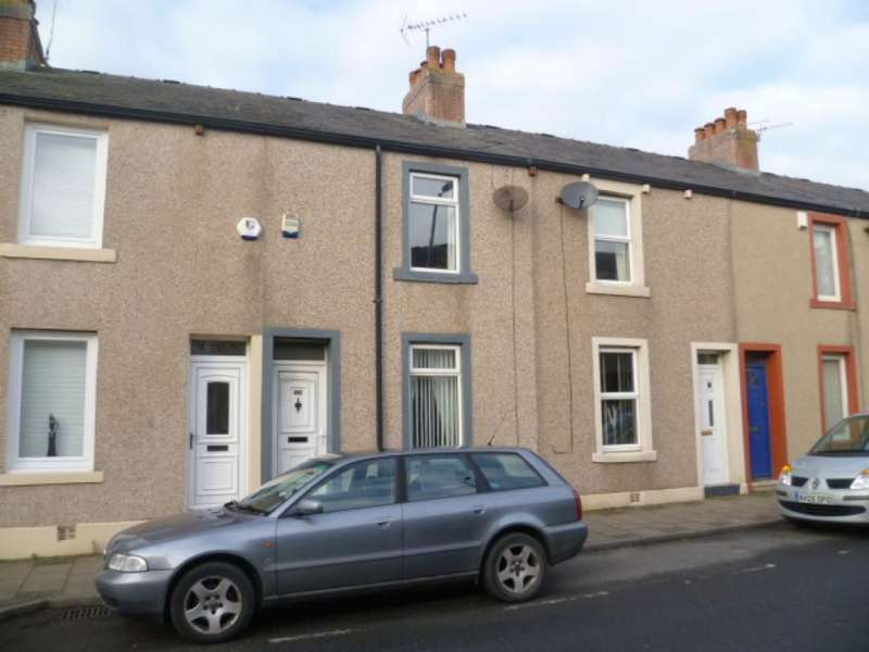 2 Bedrooms Property for sale in Moss Bay Road, Workington, CA14