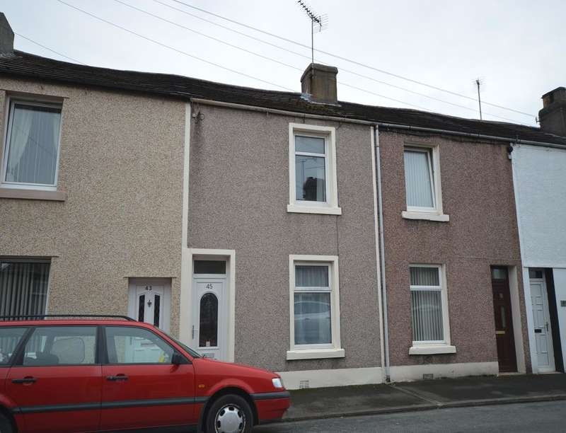 2 Bedrooms Property for sale in Devonshire Street, Workington, CA14