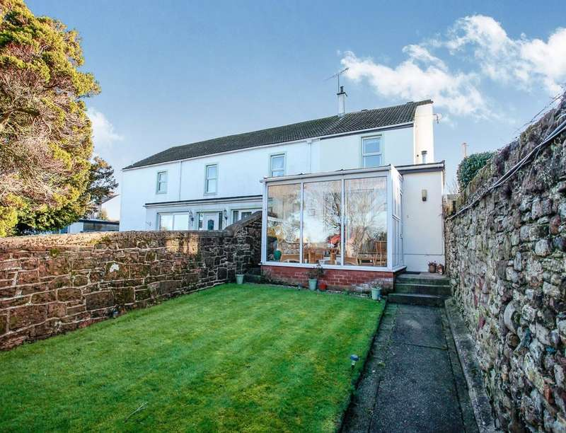 3 Bedrooms Detached House for sale in Scotts Brow, Maryport, CA15
