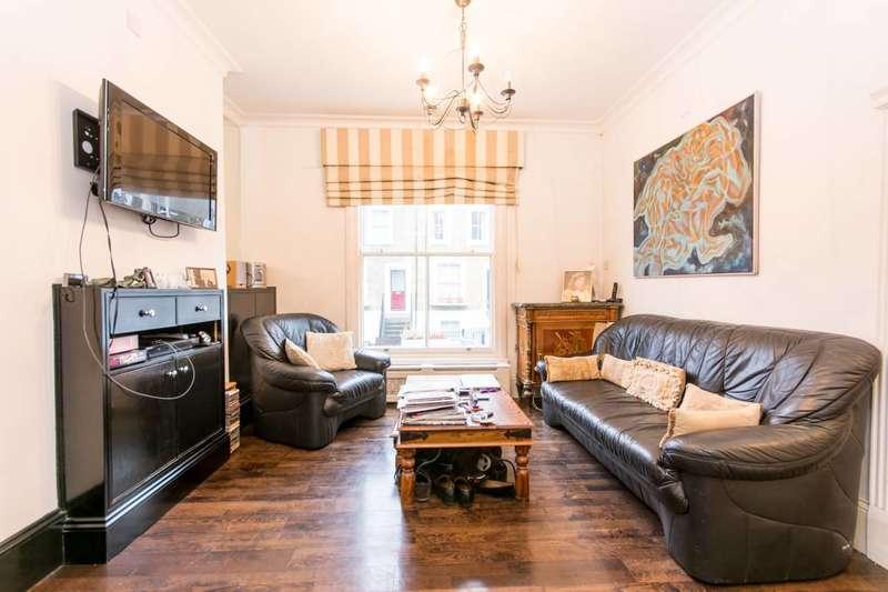 3 Bedrooms Maisonette Flat for sale in Vernon Street, West Kensington, W14