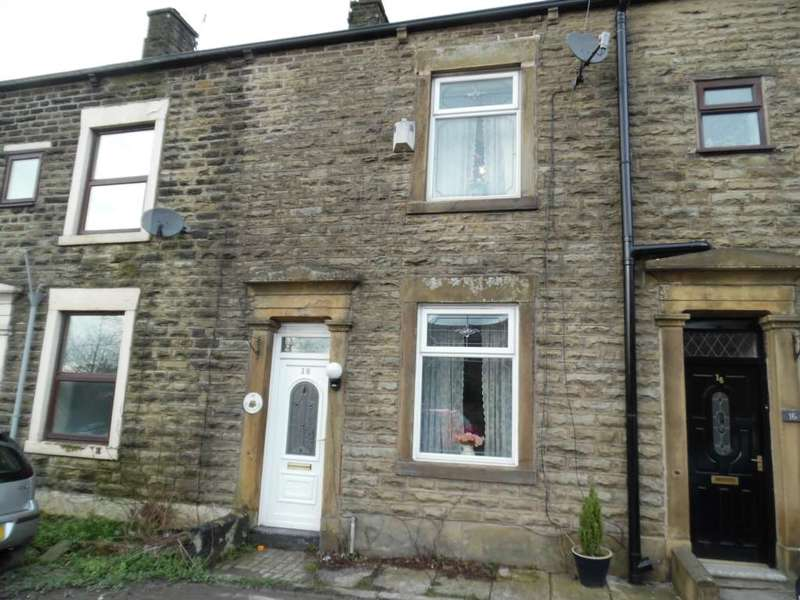 2 Bedrooms Terraced House for sale in Bridge Street, Shaw