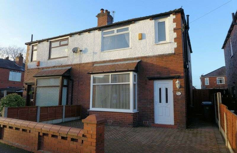 3 Bedrooms Semi Detached House for sale in Alexander Road, Tonge Park, Bolton