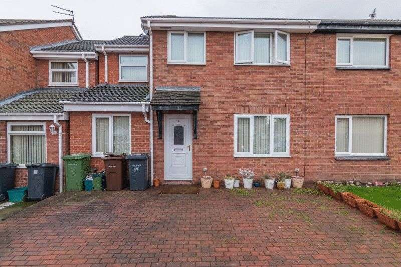 4 Bedrooms Semi Detached House for sale in Brierley Close,Netherton