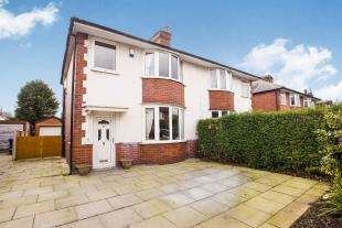 3 Bedrooms Semi Detached House for sale in Shaftesbury Avenue, Penwortham, Preston, Lancashire, PR1