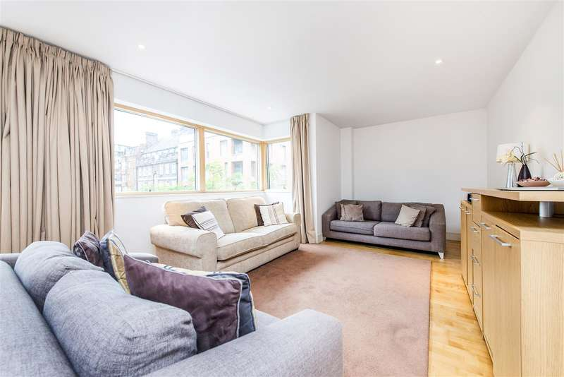 2 Bedrooms Flat for sale in Sherbrooke House, 24 Monck Street, Westminster, London SW1P