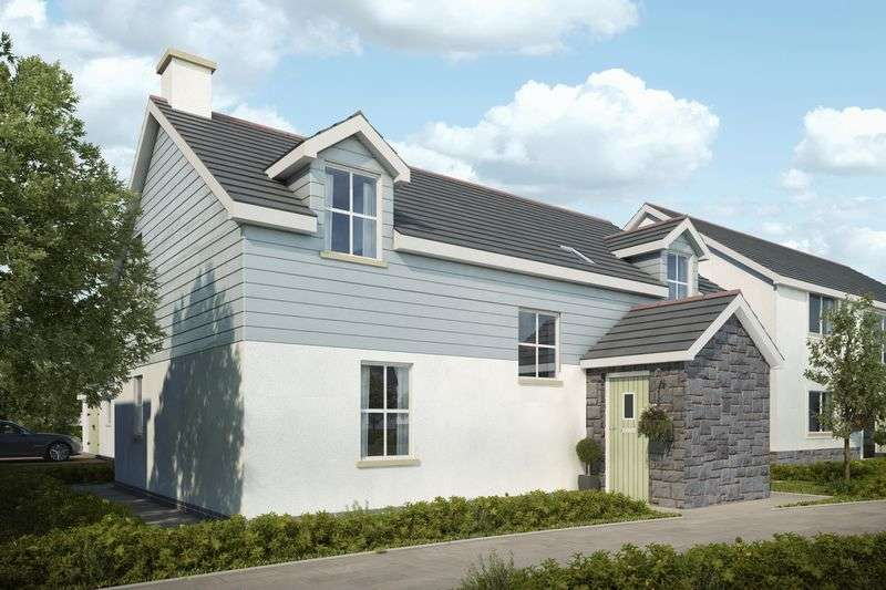 4 Bedrooms Detached House for sale in Plot 25, Green Meadows Park, Tenby