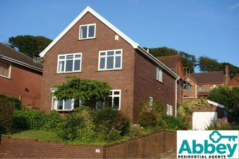 5 Bedrooms Detached House for sale in Bwlch Road, Cimla, Neath, SA11 3RR