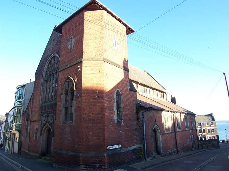 Property for sale in Former St John's Church, Globe Street, Scarborough, YO11 1QH