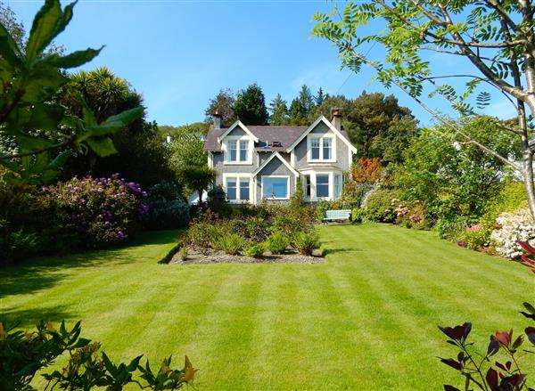 3 Bedrooms Detached House for sale in Navarre, Lochranza