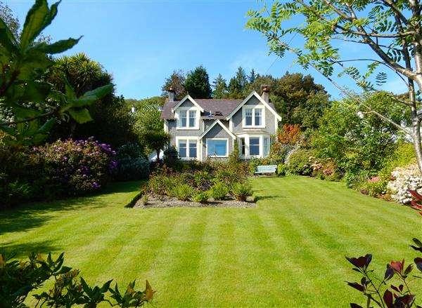 3 Bedrooms Detached House for sale in Navarre, Lochranza