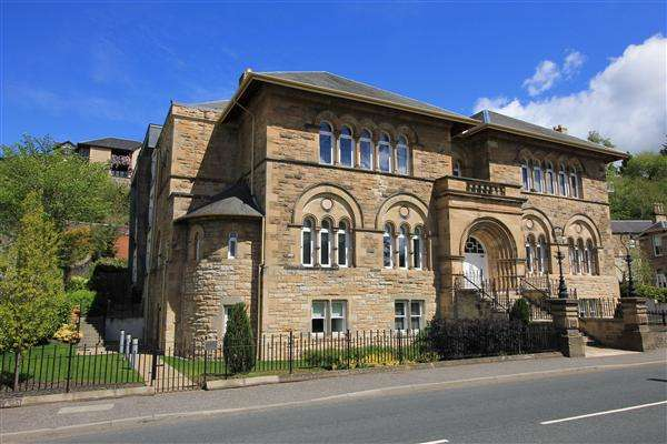 2 Bedrooms Apartment Flat for sale in Henderson Street, Bridge of Allan