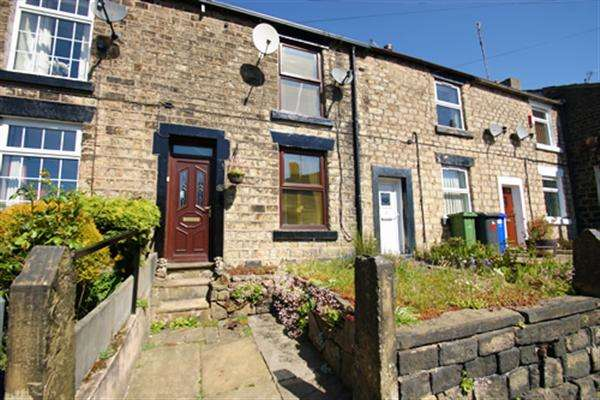 2 Bedrooms Terraced House for sale in Carr Hill Road, Mossley