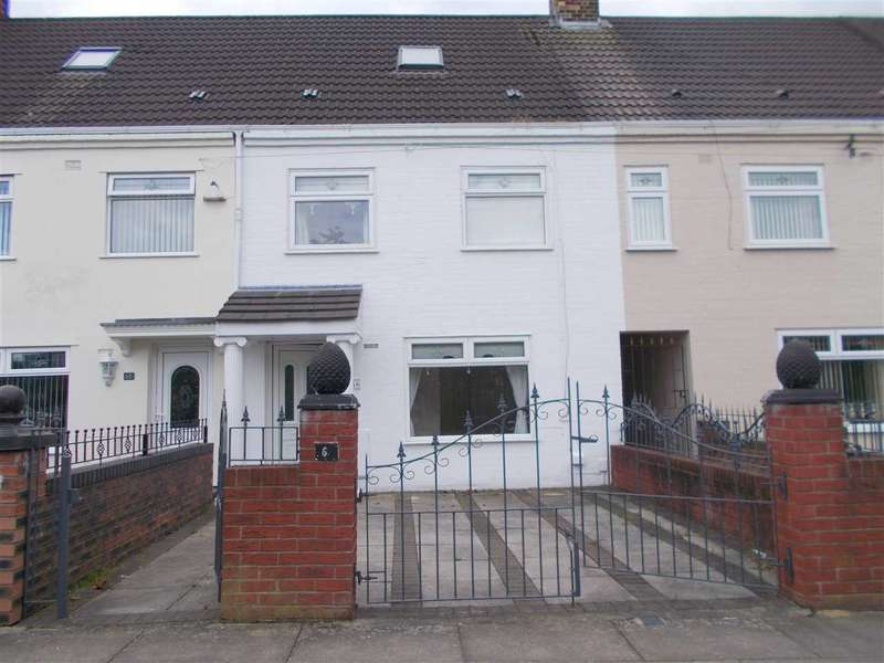 2 Bedrooms Terraced House for sale in Wellcroft Road, Huyton, Merseyside