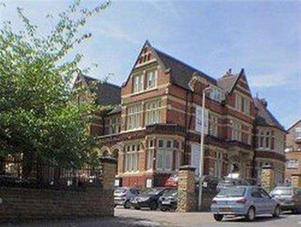 Office Commercial for rent in Foxhall Lodge, Foxhall Rd, Nottingham