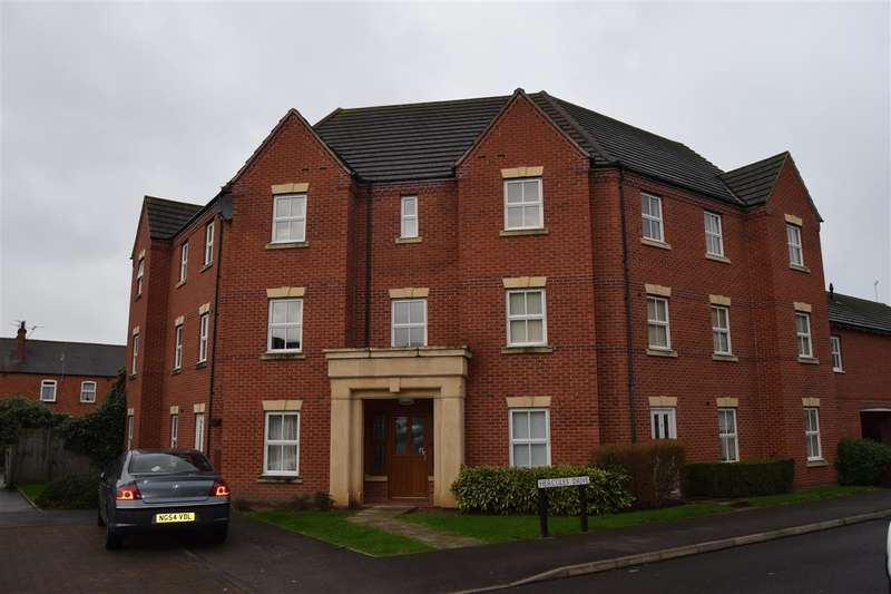 2 Bedrooms Apartment Flat for sale in Hercules Drive, Newark