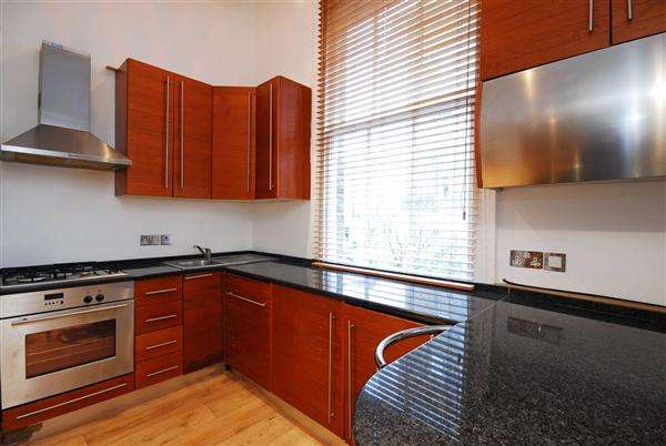 2 Bedrooms Apartment Flat for sale in Earls Court Road, London