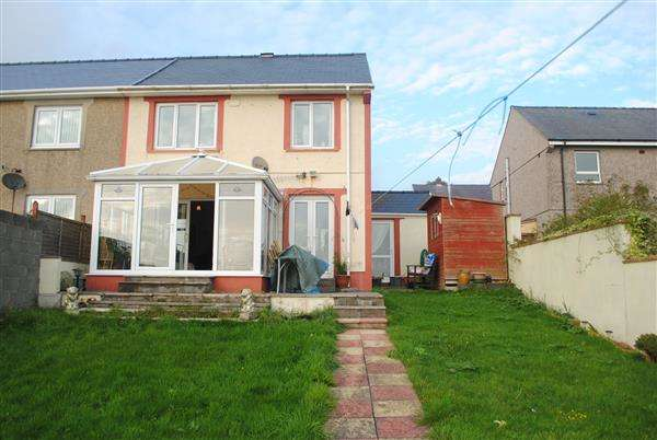 2 Bedrooms Semi Detached House for sale in 17 Stranraer Road