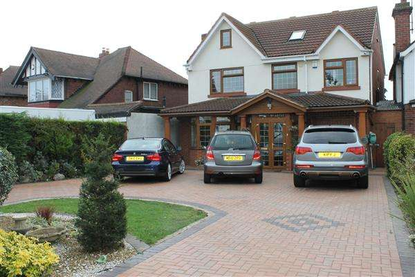 7 Bedrooms Detached House for sale in Sundial Lane, Great Barr