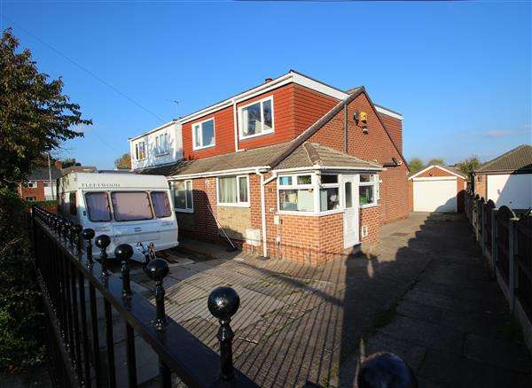 3 Bedrooms Bungalow for sale in Pendennis Avenue, South Elmsall